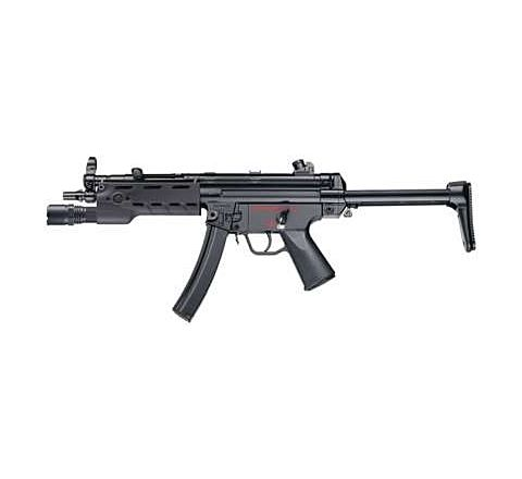 ICS MX5 SMG-5-A5 Plastic Body with Flashlight AEG Airsoft SMG