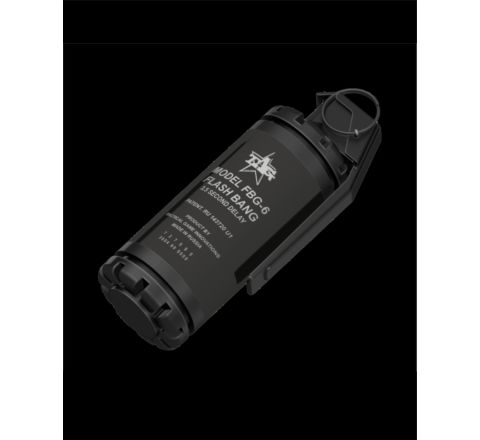NEW! TAG Innovation FBG-6 Airsoft Stun Grenade - Single Grenade