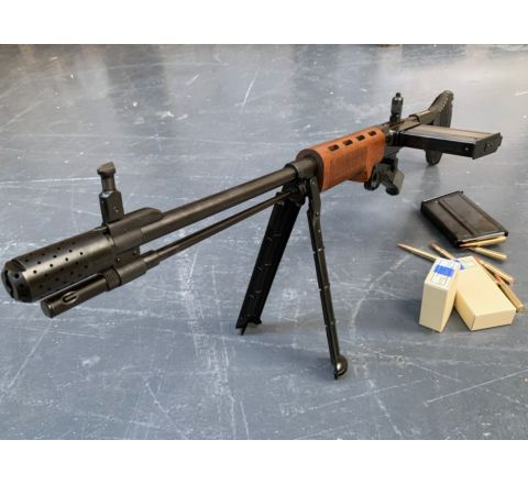 Shoei FG42 Type1 Full Metal Model WW2 Fire Support Machine Gun - Special package