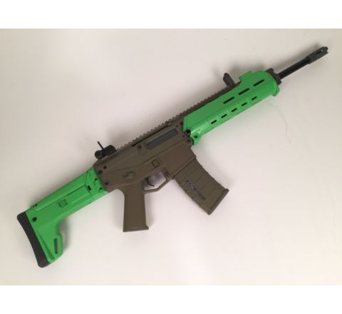 A&K M4 Masada ACR Tactical Airsoft Rifle - Dark Earth Two-Tone