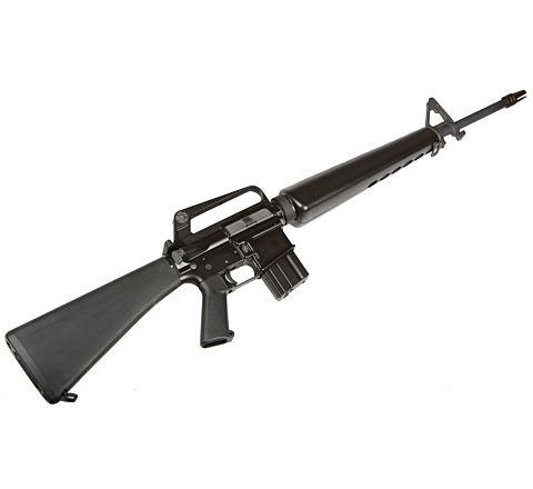 WE Airsoft M16A1 VN Open Bolt GBB (Gas Blowback)
