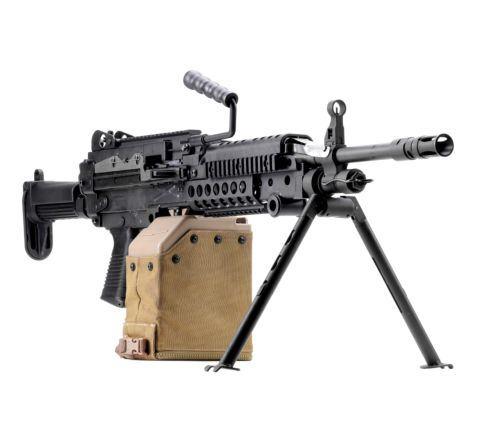 Lambda Defense MK.48 LMG 7.62 NATO AIRSOFT AEG MOD.1
