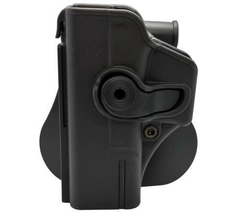IMI Defense Retention Paddle Holster for Glock 17/22/28/31/34 - Left Hand