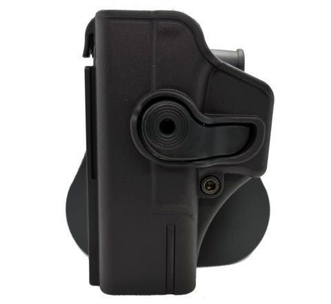 IMI Defense Retention Paddle Holster Level 2 for Glock 19/23/25/28/32 – Left Hand