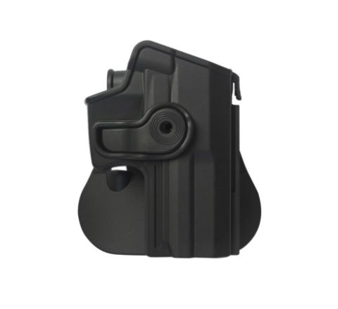 IMI Defense Polymer Retention Paddle Holster for Heckler & Koch USP Compact 9mm/.40