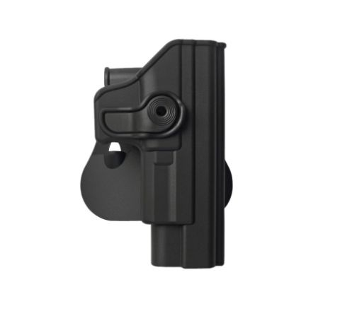 IMI Defense Polymer Retention Paddle Holster Level 2 for Springfield XD, XDM