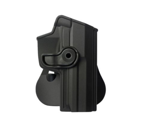 IMI Defense Polymer Retention Paddle Holster Level 2 for Heckler & Koch USP 45 Full Size