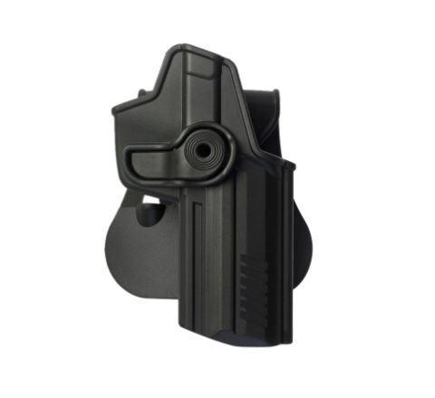 IMI Defense Polymer Retention Paddle Holster for Heckler & Koch 45/45C