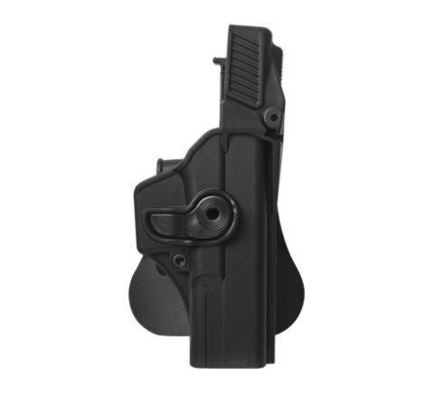 IMI Defense Polymer Retention Paddle Holster Level 3 for Glock 17/22/28/31 pistols
