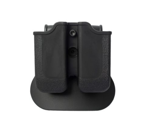 IMI Defense Double Magazine Pouch MP00 for Glock 17/19, Beretta PX4 Storm, H&K P30 / VP9