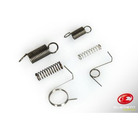 Element Spring set for Verison 2 & 3 Gearboxes