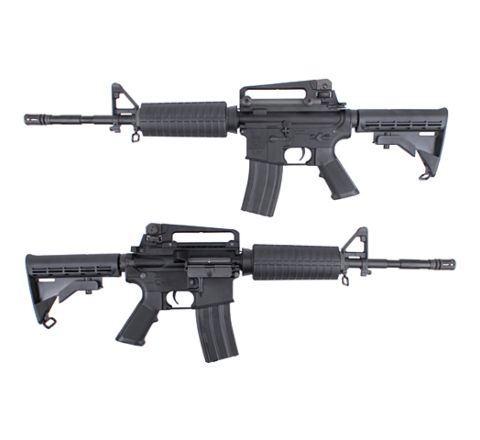 King Arms M4A1 Ultra Grade - Black - Airsoft AEG