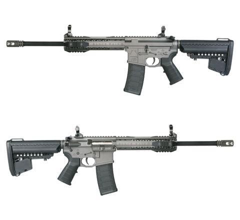 King Arms Black Rain Ordnance CQB Rifle - Grey - Airsoft AEG