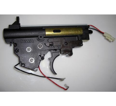 KWA Version 3 Gearbox for AR36, AK and SIG AEG's (complete)
