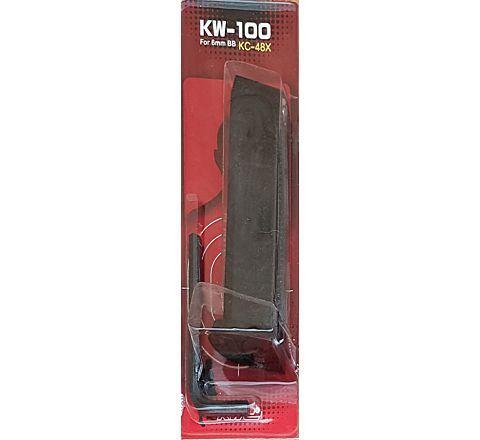 KWC P&M 40 Caliber NBB CO2 Spare Magazine (KC48 Series)
