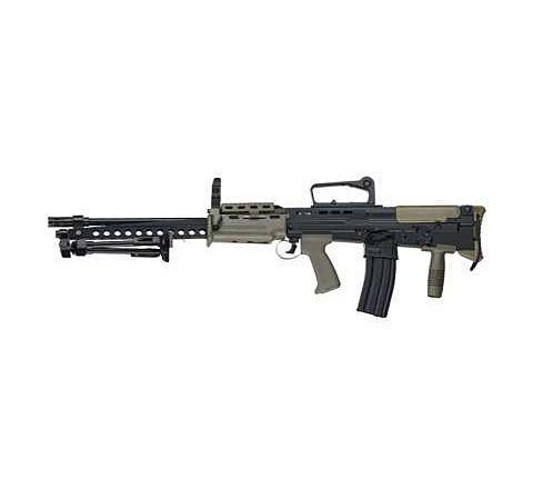 ICS L86 A2 LSW Airsoft Support Gun AEG