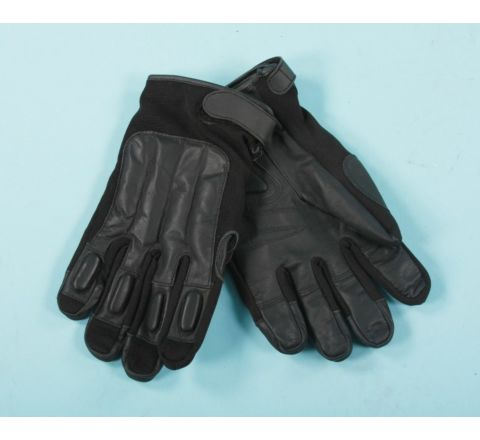 CoverT Leather Gloves - Shot Filled Knuckles