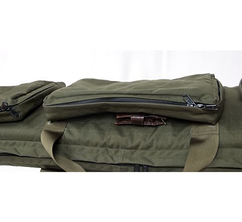 SAG Large Gun Case / Gun Bag - Black