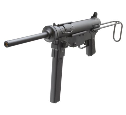 ICS WW2 M3 Grease Gun - Metal Airsoft SMG