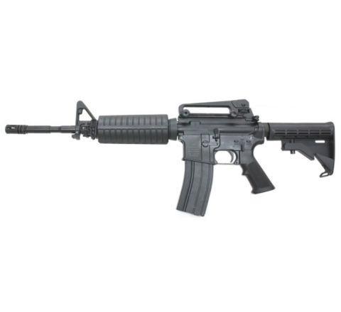 S&T M4A1 GBB (Gas BlowBack) Airsoft Rifle