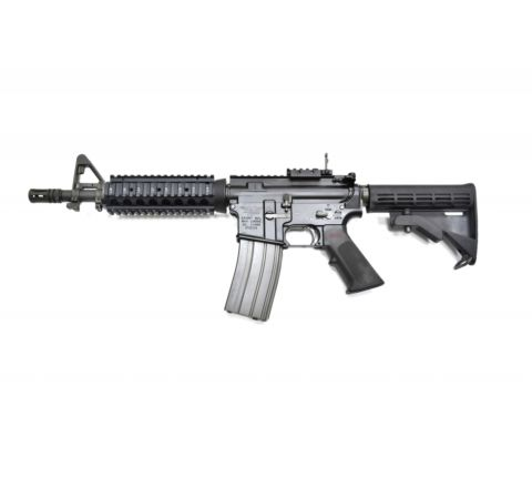 "GHK M4 10.5"" GBBR Airsoft Rifle - Navy Seals"