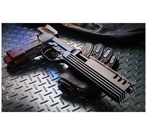KSC M93R Auto 9-C 'Robocop' HeavyWeight Model Airsoft Pistol ! - Pre-Order