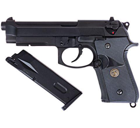 WE Airsoft M9A1 Marine Version - Black
