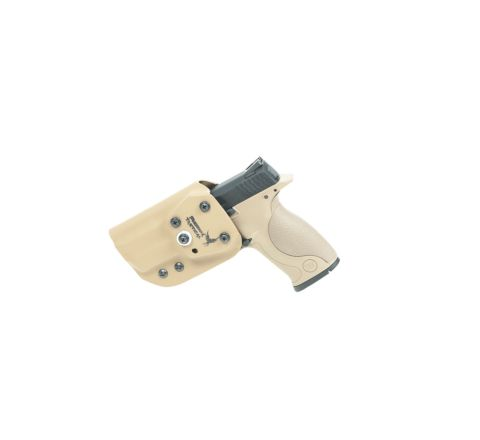 Phoenix Tactical P&M Pistol Kydex Delta Holster - Coyote Brown