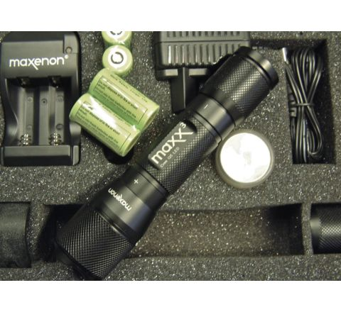 Maxenon - Maxx3 Sniper Tac-light Kit