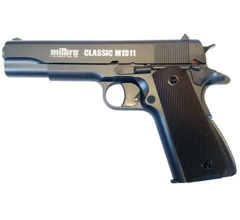 Milbro M1911 Classic .177 Air Pistol