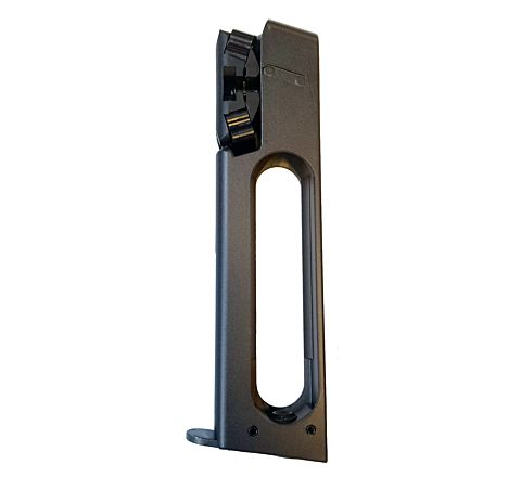 Milbro Classic M1911 .177 / 4.5mm BB Spare CO2 Magazine