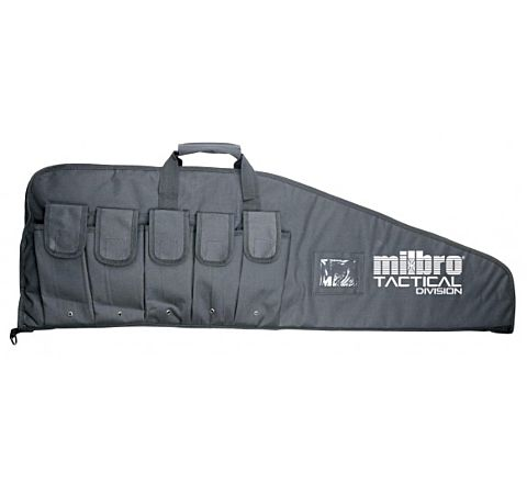 MILBRO TACTICAL COMBAT AEG SLIP (5 POCKETS) padded Rifle Case / Gun Bag