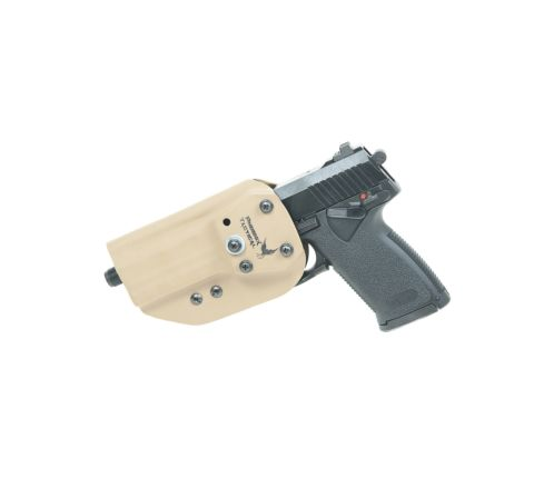 Phoenix Tactical MK23 Pistol Kydex Delta Holster - Coyote Brown