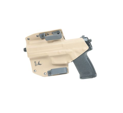 Phoenix Tactical Mk23 Pistol Kydex Alpha Holster - Coyote Brown