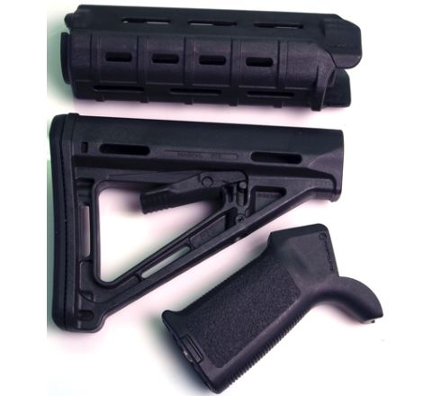 Magpul MOE tactical Full set - Nylon fibre -Black