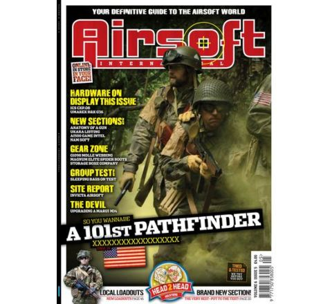 Airsoft International Volume 6 Issue 5 (October 2010)
