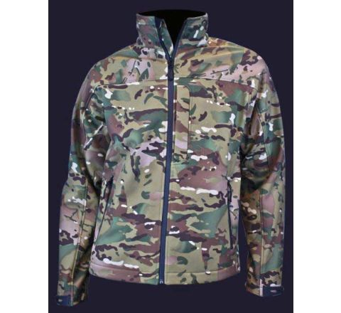 Pro-Force HMTC Multicam Odin Softshell Jacket