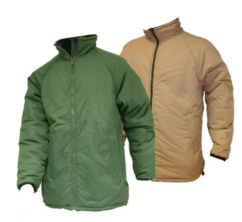 Highlander Pro-Force Griffon Reversible Jacket DESERT/OLIVE