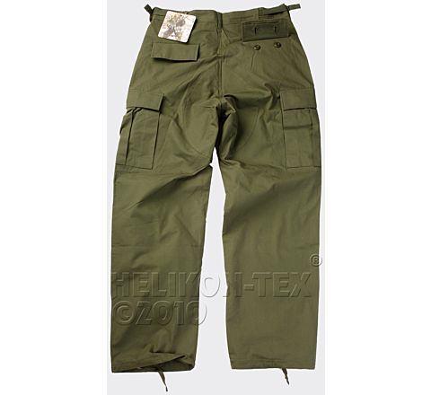 Helikon Olive BDU Trousers