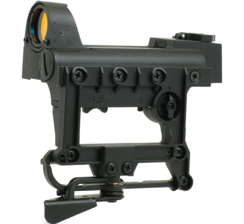 Oracom EP-04 Kobra Red Dot Sight - 4 Reticle Options