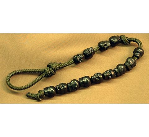 Skull Pace Beads