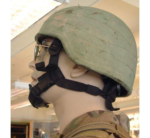 Genuine PASCUT Level IIIA Ballistic Helmet