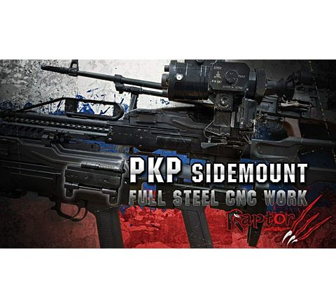 TWI PKM / PKP Side Mount