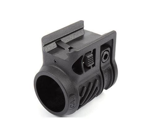 CAA Division PL2 Picatinny Light-Laser Mount - Black