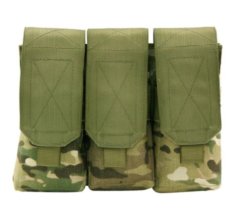 Pro Force Easy Access Triple Mag Pouch
