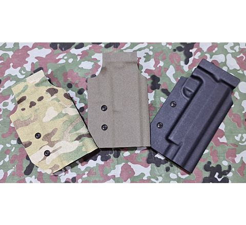 Kydex Customs Right Handed Pro Series Holster