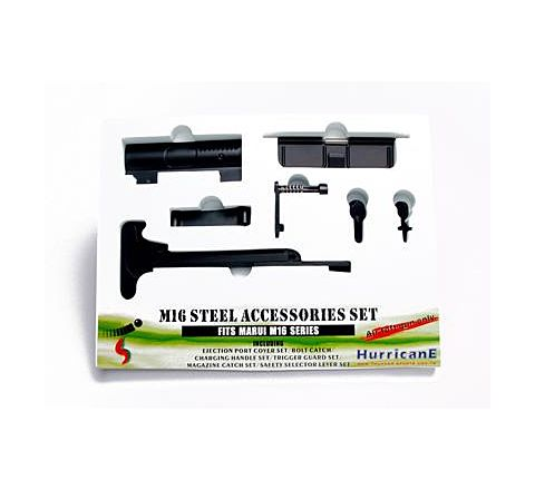 Hurricane M16 Steel accessory set