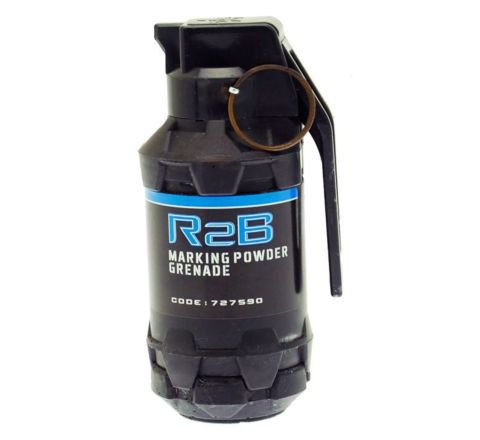 TAG Innovation R2BM Airsoft Powder Grenade - Single Grenade!