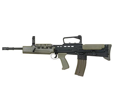 Army Armament L85A1 (R85) Electric Blowback Airsoft Rifle