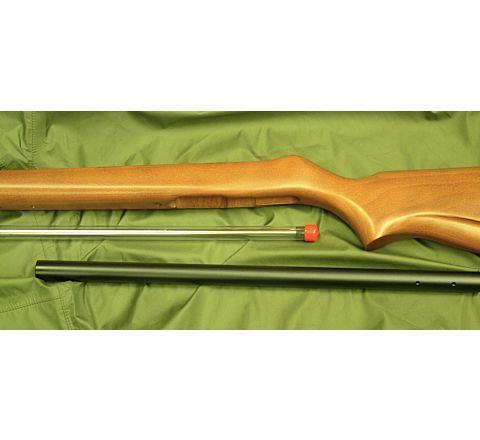 RA-Tech Sniper Kit for KC-02 - Smooth barrel - Left Hand Stock